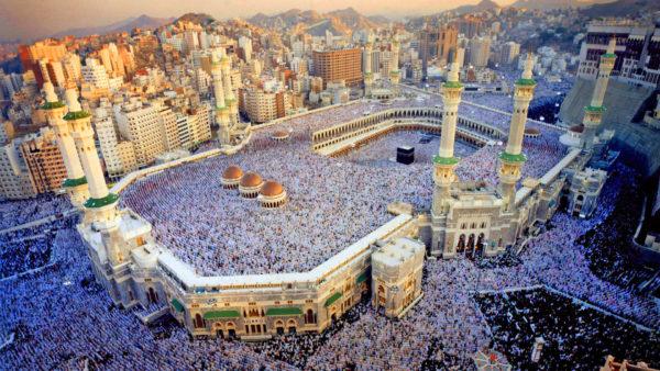 Rindu Allah 'azza wa jalla