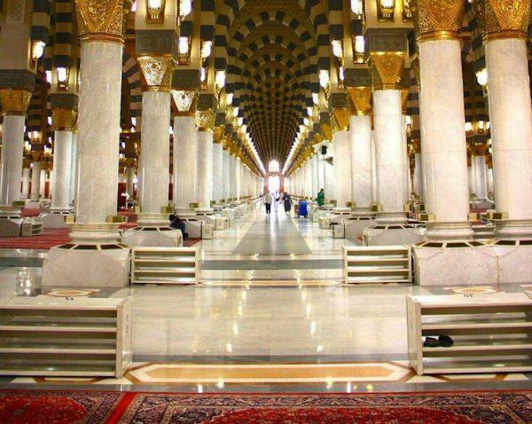 One Day One Hadist ( ODOH 227) Tempat Shaff 1 Makmum Laki-laki 