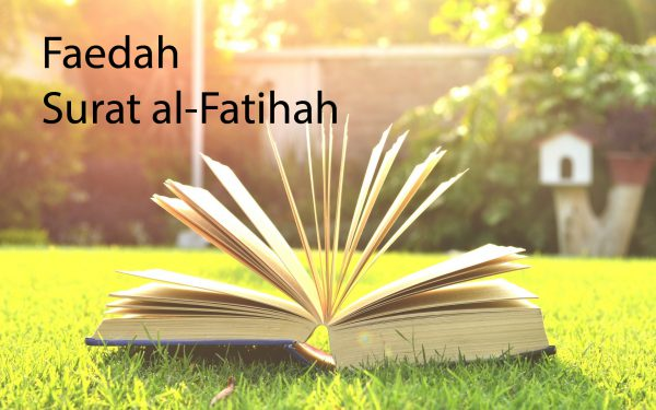 Sembilan Faedah Surat al-Fatihah (2)