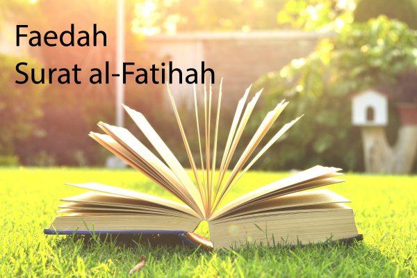 Sembilan Faedah Surat al-Fatihah (1)